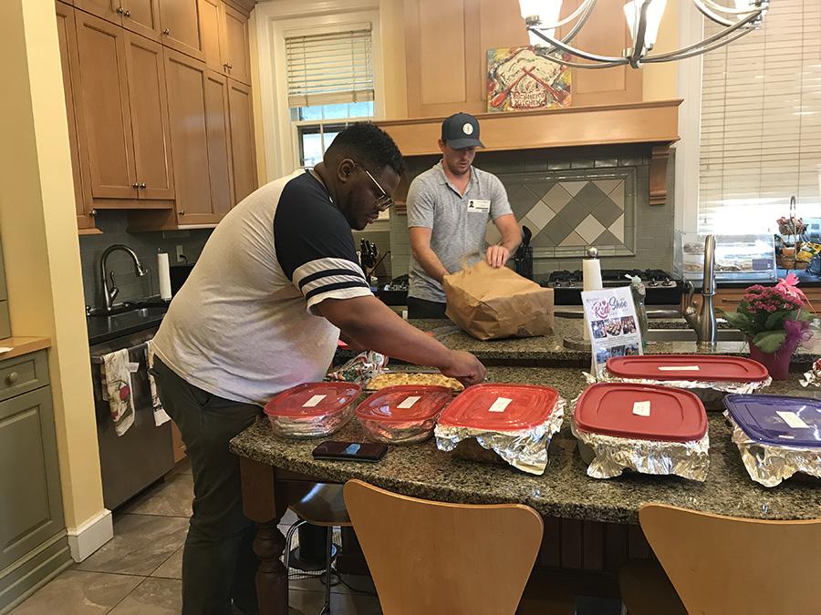 Ronald McDonald House - Meal Prep 3
