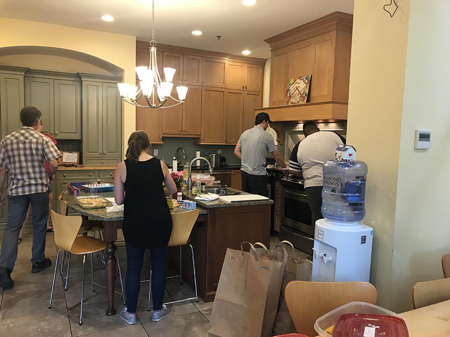 Ronald McDonald House - Meal Prep 6