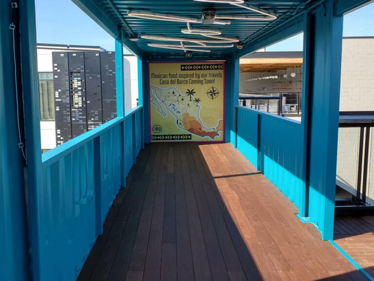 3 - Island Shrimp Co. - Aloha bridge