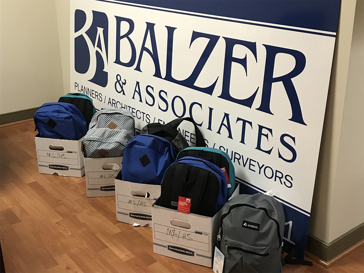 Balzer Backpack Drive 2 - Reduced