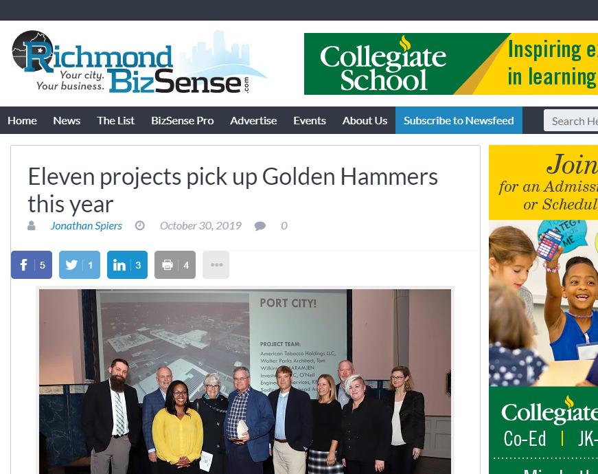 Golden Hammer Screenshot