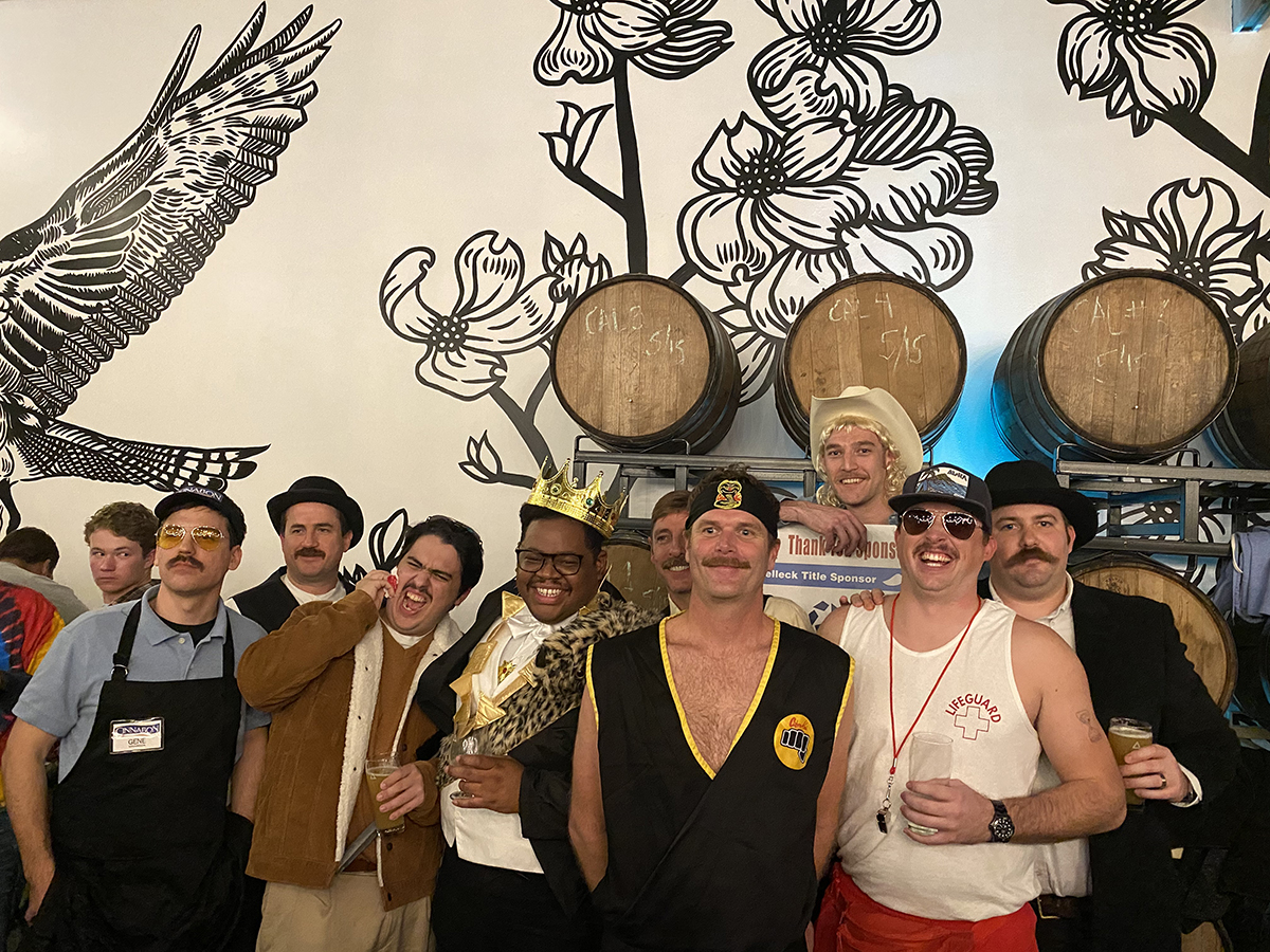 Mustaches 4 Kids Growers - 2019 - Reduced