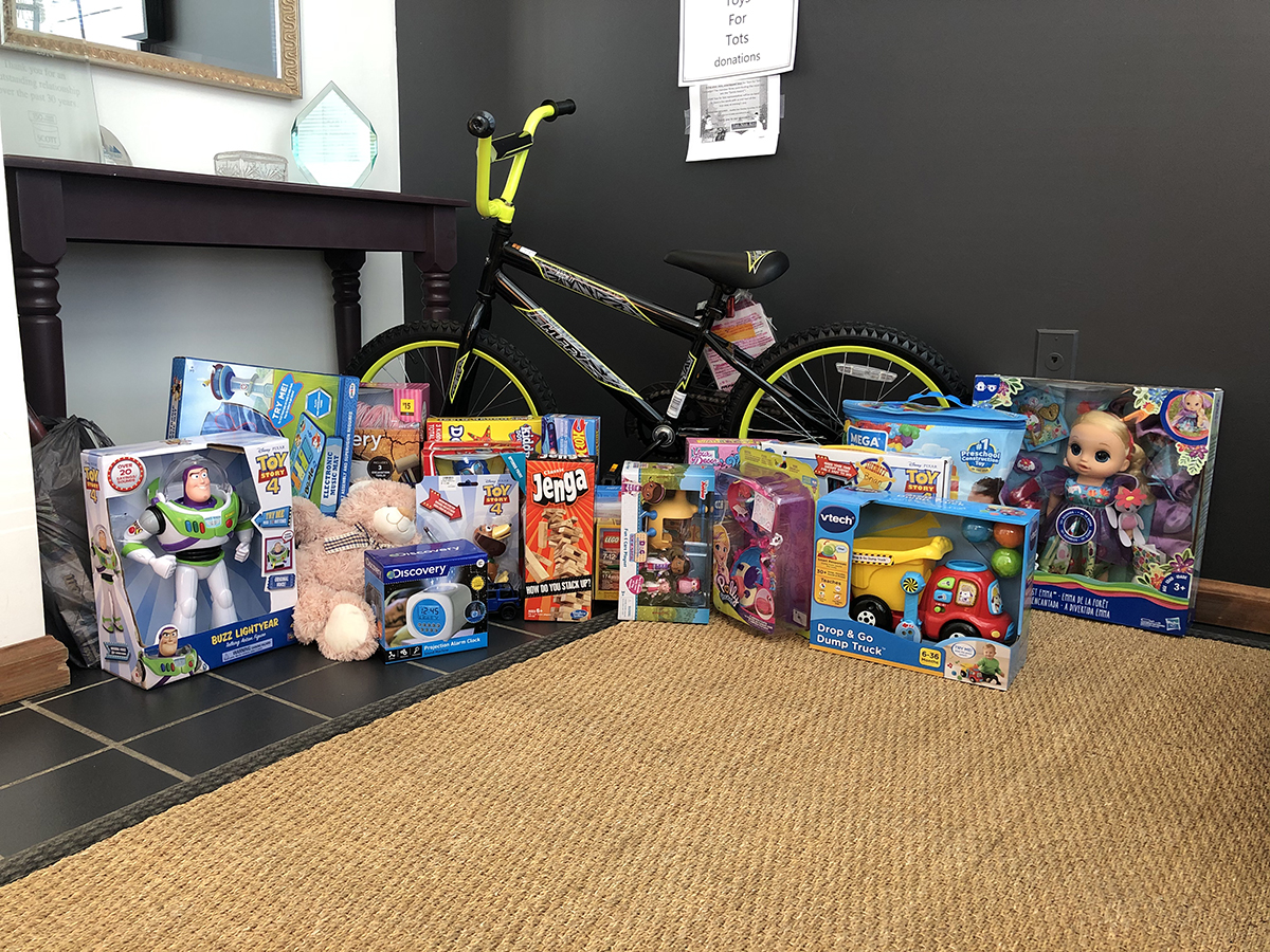 Toys for Tots 2019 - Reduced
