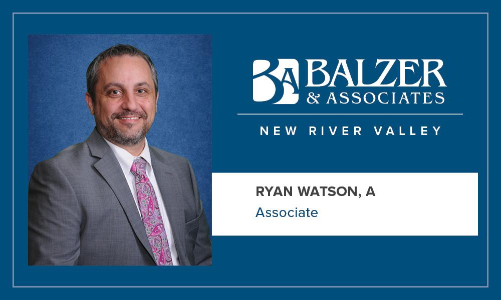 Ryan Watson Associate Announcement
