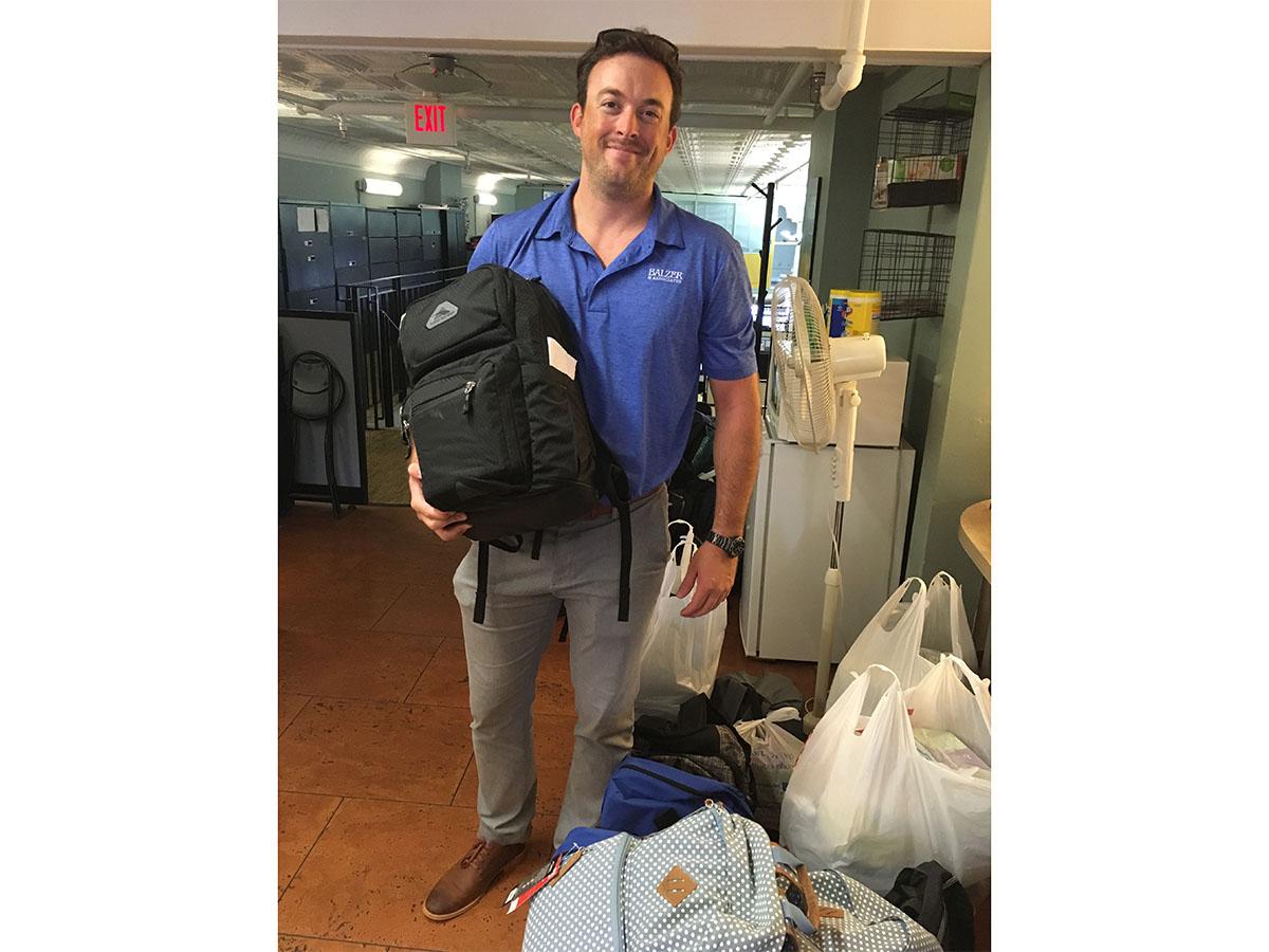 Lee Jones Packpack Drive 2019 - Online