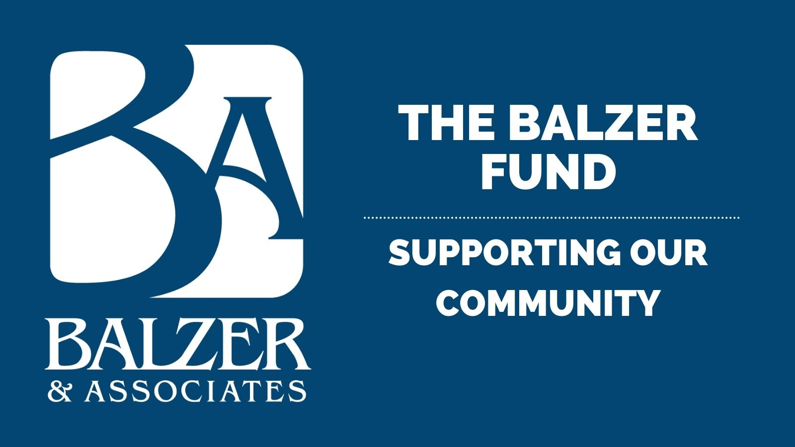 Balzer Fund basic